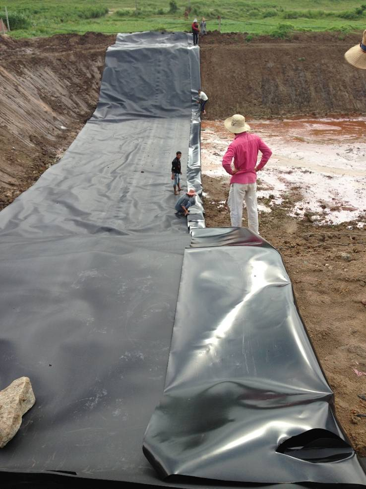 Biogas HDPE3