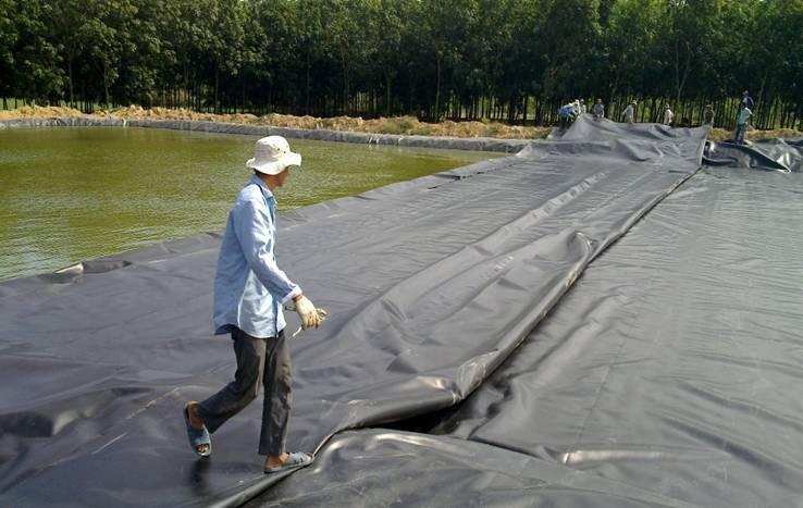 Biogas HDPE4